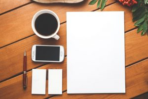 Blank slate: how to start your master resume