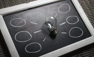 Brainstorming master resume ideas