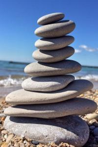 Carin = balance, life work balance