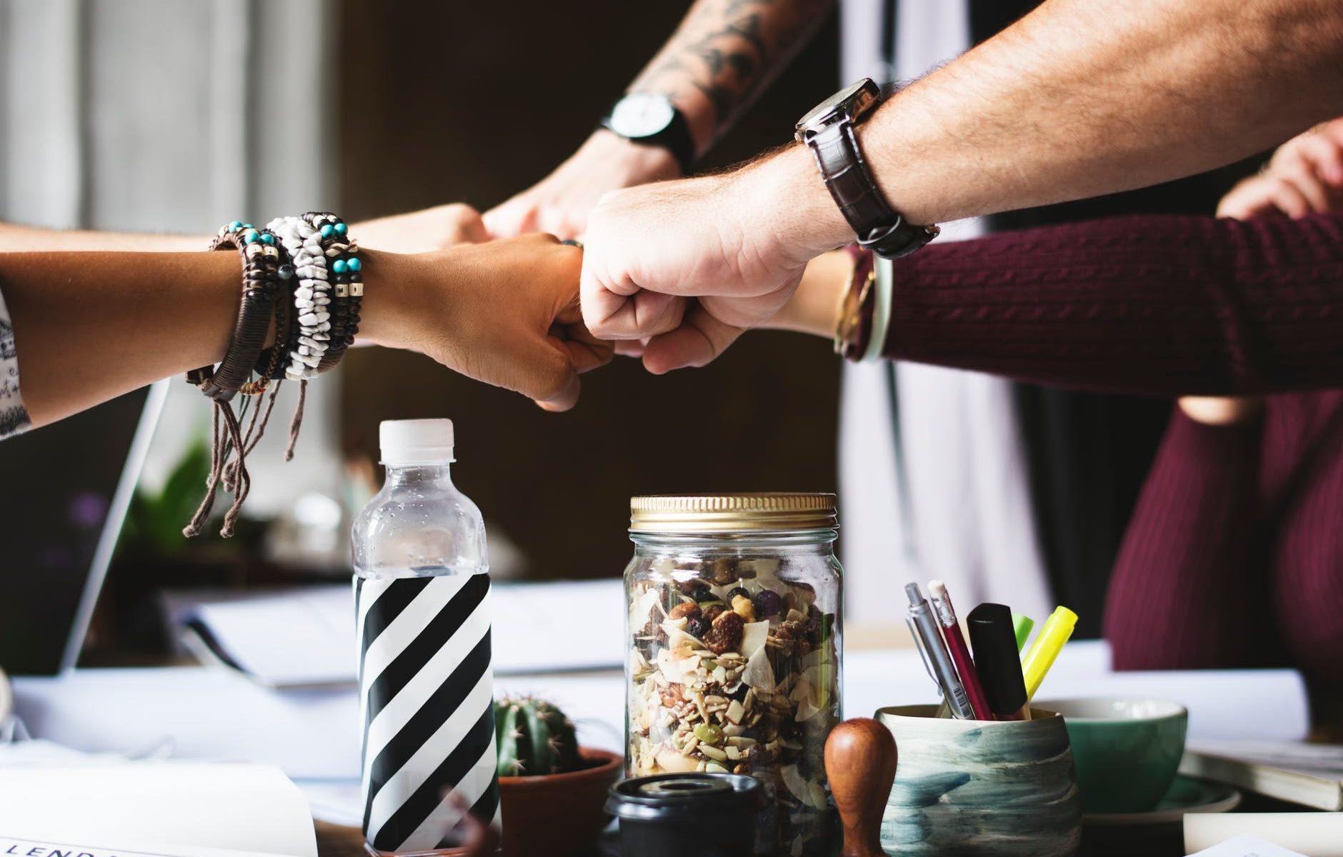 Employee Engagement: Teamwork