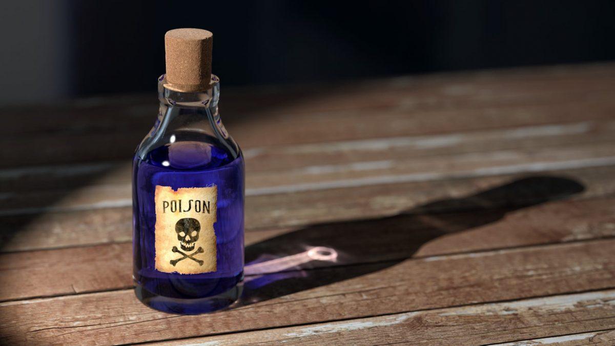 toxic photo - poison
